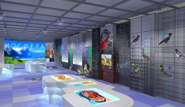 В Дарвиновском музее планируется открыть Палеопарк