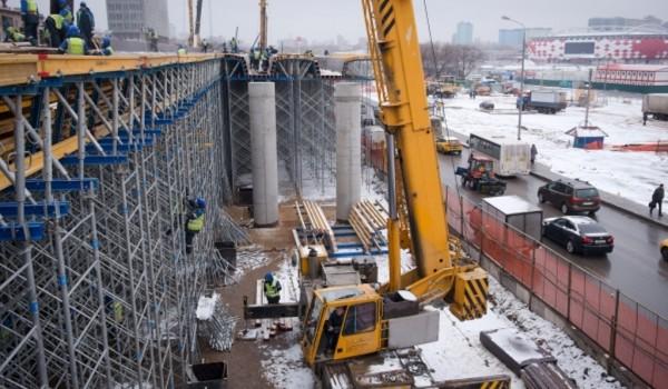 Завершить строительство Северо-Западной хорды планируется в 2018 году