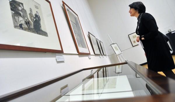 12 столичных музеев и галерей проведут свои выставки в «Музеоне» в 2016 году