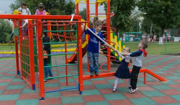 В ВАО столицы благоустроят территорию детского сада № 922 в 2016 году