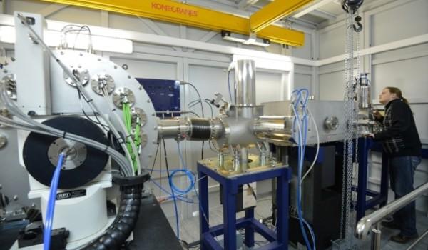 Собянин: Курчатовский институт станет крупнейшим научным технопарком Москвы