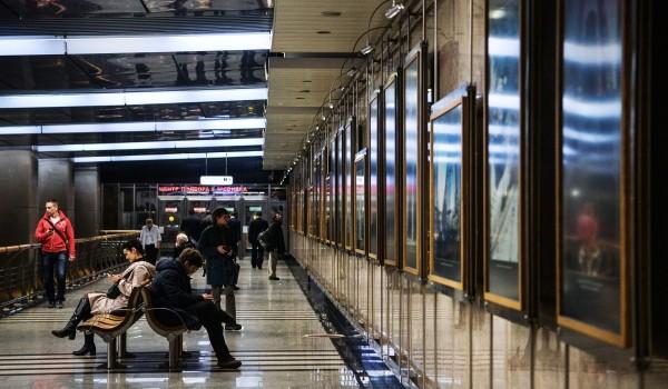В столичной подземке откроют фотовыставку экспонатов музея им. А.Пушкина с 20 января