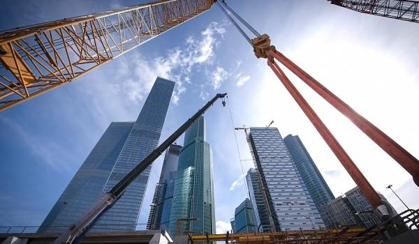 Эксперты проверят качество фасадных работ на строительстве киноконцертного зала в «Москва-Сити»