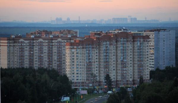 150 миллиардов рублей ежегодно инвестируется в строительную отрасль «Новой» Москвы