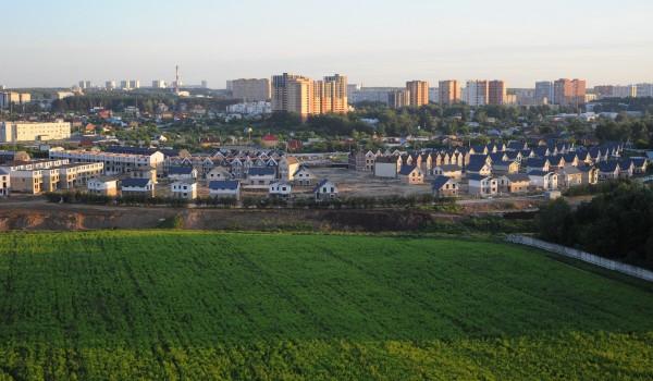 Жители Воскресенского, Рязановского и Десеновского поселений ТиНАО будут обеспечены качественной водой