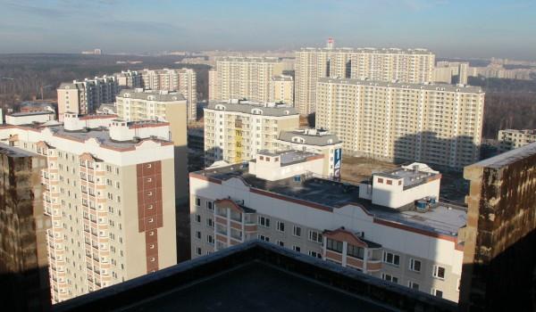 Москомархитектура согласовала проекты пяти кварталов ЖК «Переделкино Ближнее» в ТиНАО