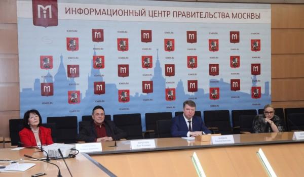Пресс-конференция Владимира Черникова