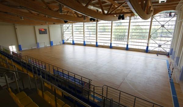 Спорткомплекс для воспитанников училища олимпийского резерва №1 построят в Восточном Измайлово