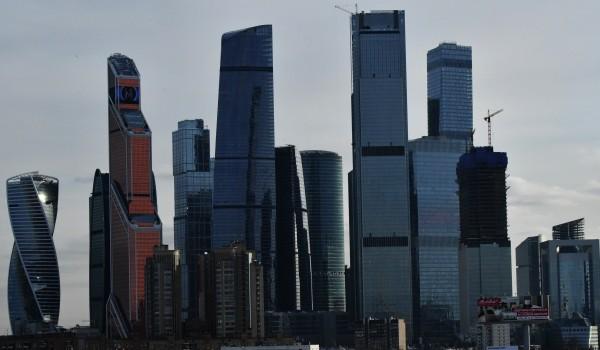 Самую высокую жилую башню в Европе построят на территории «Москва-Сити» в течение 5 лет