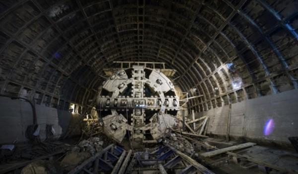 Стартовала проходка левого тоннеля от станции «Каховская» до «Зюзино» на южном участке БКЛ