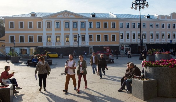 Основные работы по благоустройству районов города будут завершены к осени
