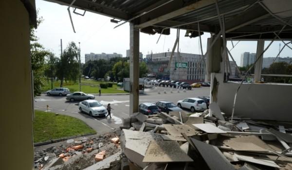 Ликвидирован незаконный вход в подвал у объекта культурного наследия на востоке Москвы