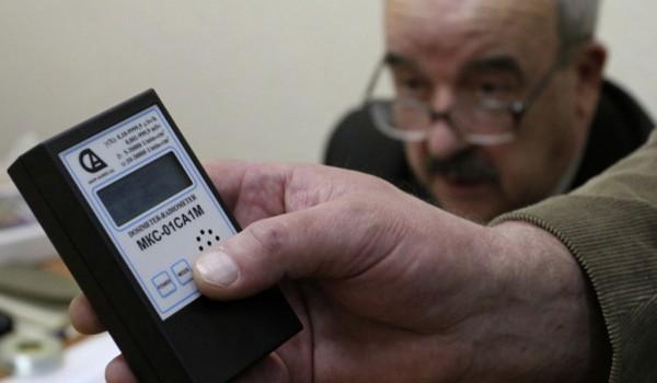 "Лаборатории МЧС и ФГУП ""РАДОН"" продолжают мониторинг уровня радиации на Каширском шоссе."
