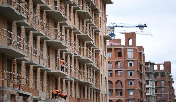 ЖК Victory Park Residences на 482 квартиры построят на западе Москвы
