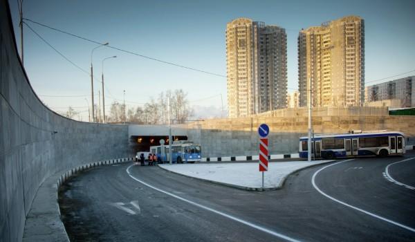 Новый тоннель построят от МКАД до магистрали «Солнцево - Бутово - Варшавского шоссе»