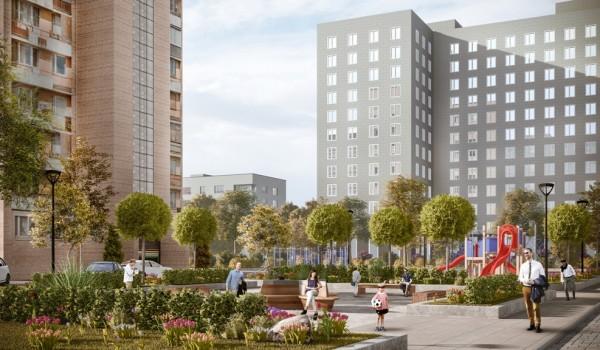 Более 100 заявок подано для участия в архитектурном конкурсе «Облик реновации»