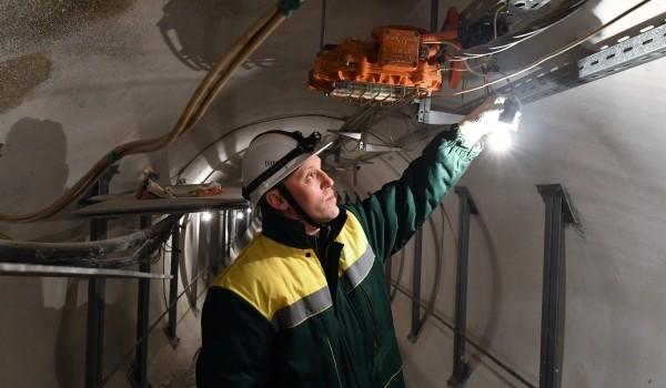 Более 30 км объектов коллекторного хозяйства реконструировали в Москве по итогам года