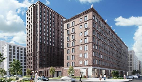 Москомархитектура согласовала проекты двух кварталов территории «ЗИЛ-Юг»