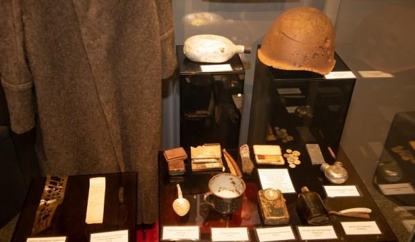 Восемь московских школ представили уникальные выставки в Музее Победы в 2020 году