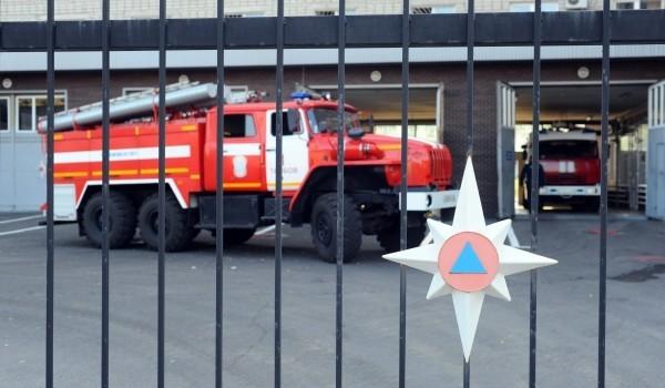Отмена пресс-конференции «Обеспечение пожарной безопасности в весенне-летний пожароопасный период,  детская безопасность»