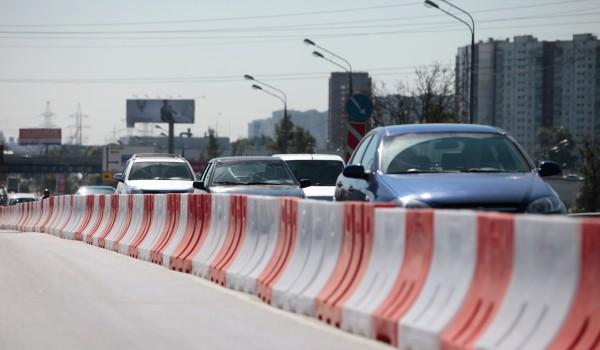 27 апреля на ряде улиц в центре столицы перекроют движение транспорта
