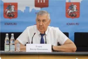Пресс-конференция «Итоги работы ГБУ «ЦЭИИС» в строительстве за первое полугодие 2021 года»