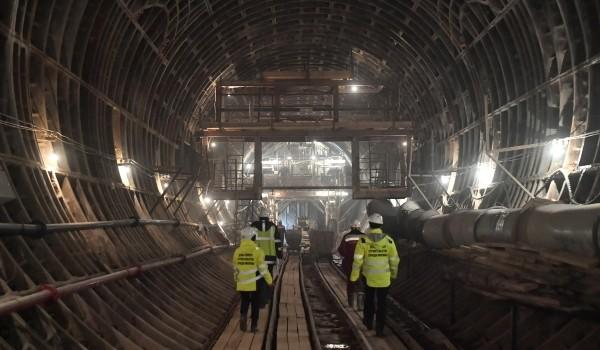 Бочкарев: Проходка второго тоннеля между депо «Замоскворецкое» и БКЛ метро завершена