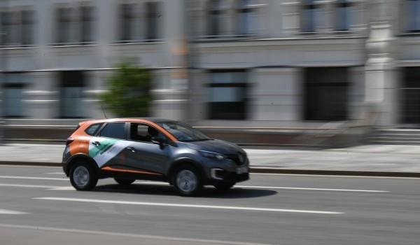 Почти 140 заявок на получение субсидии поступило от столичных компаний такси и каршеринга в июле