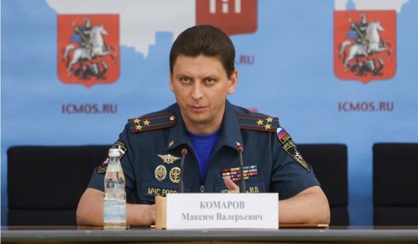 Пресс-конференция «Осуществление государственного пожарного надзора в современных условиях».