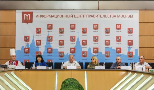 Пресс-конференция «О подготовке к фестивалю «Русское поле»
