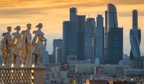 Победителей фотоконкурса «Планета Москва» определили в столице