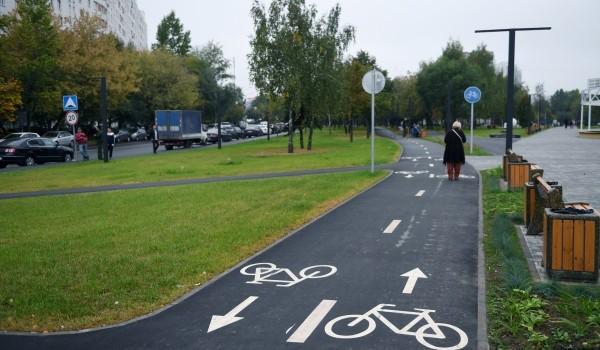Велопрокат в столице будет работать минимум до ноября