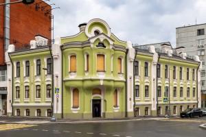 Пресс-мероприятие «Эксклюзивный пресс-показ реставрации в старинном доме Абрикосовых»