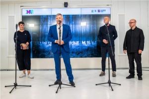 Выставка ll Московской Арт Премии в парке «Зарядье»