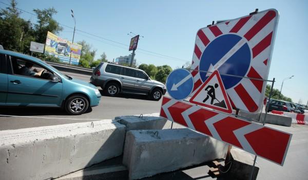 С 15 октября по 10 ноября перекроют движение тарнспорта по Проектируемому проезду №739 на западе Москвы
