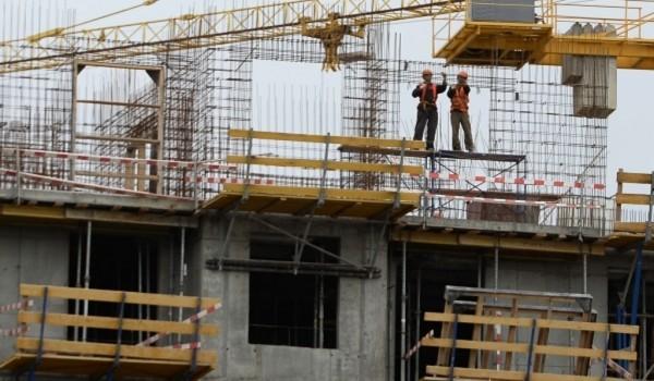 Началось строительство двух жилых домов по программе реновации в районе Выхино-Жулебино