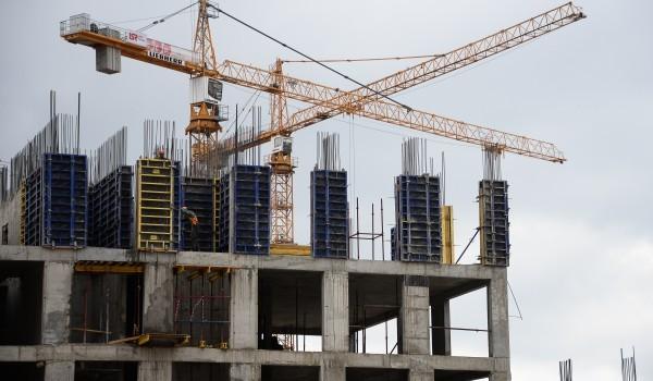Мосгосстройнадзор проверил ход строительства высотного комплекса «Ever» на улице Обручева