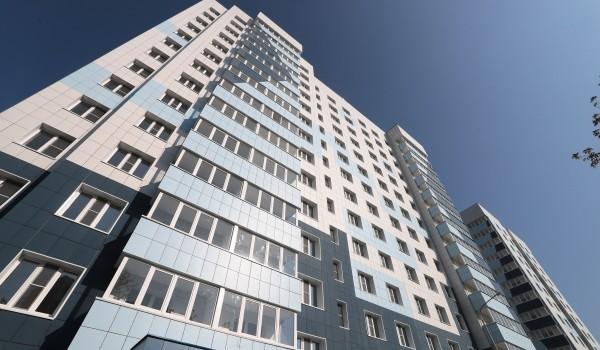 В ЖК «Лучи» завершено строительство дома на 646 квартир