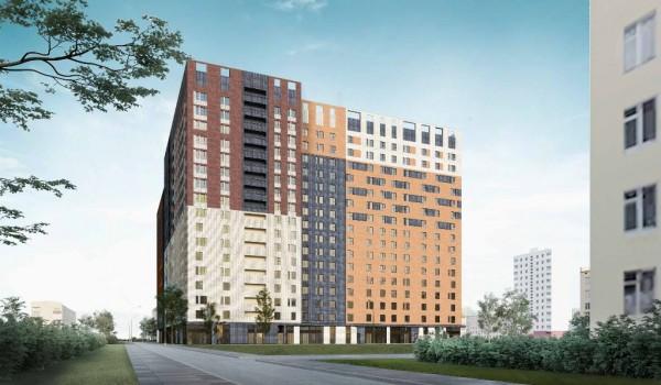 Девять жилых домов строят и проектируют  по программе реновации в районе Кузьминки