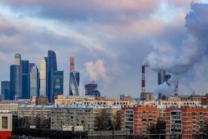 Отопление включили более чем в 90% жилых домов и соцобъектов Москвы