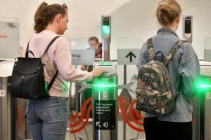 Систему Face Pay запустили на всех линиях московского метро