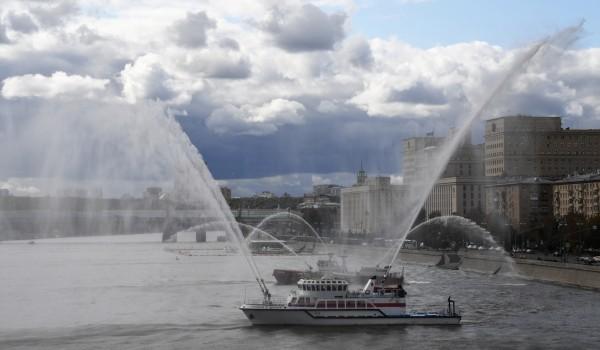 1 октября завершится в столице сезон работы фонтанов