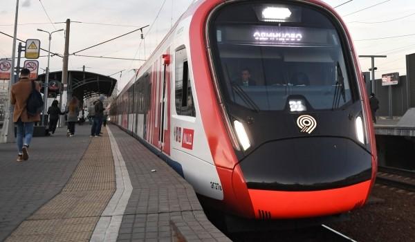 Более 140 тыс. москвичей проголосовали в «Активном гражданине» за название новой станции МЦД в ЦАО