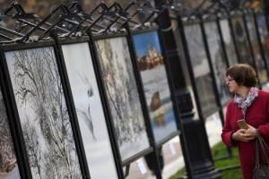 """1 октября - открытие фотовыставки проекта """"Московское долголетие"""" в честь Дня старшего поколения"""