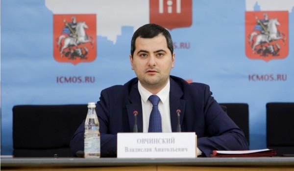 Пресс-конференция Владислава Овчинского