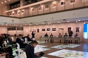 О цифровизации строительного комплекса рассказали на форуме «Современные технологии в умном городе» в «Доме на Брестской»